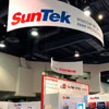 SunTek на выставке в Лас Вегасе, США