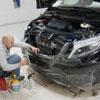 Антигравийная пленка SunTek для защиты Mercedes